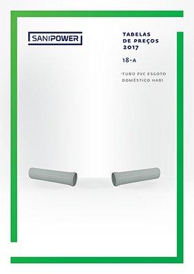 18-A - Tubo PVC