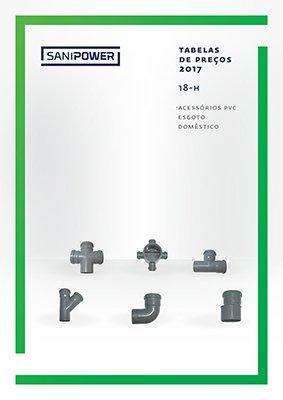 18-H - Acessórios PVC