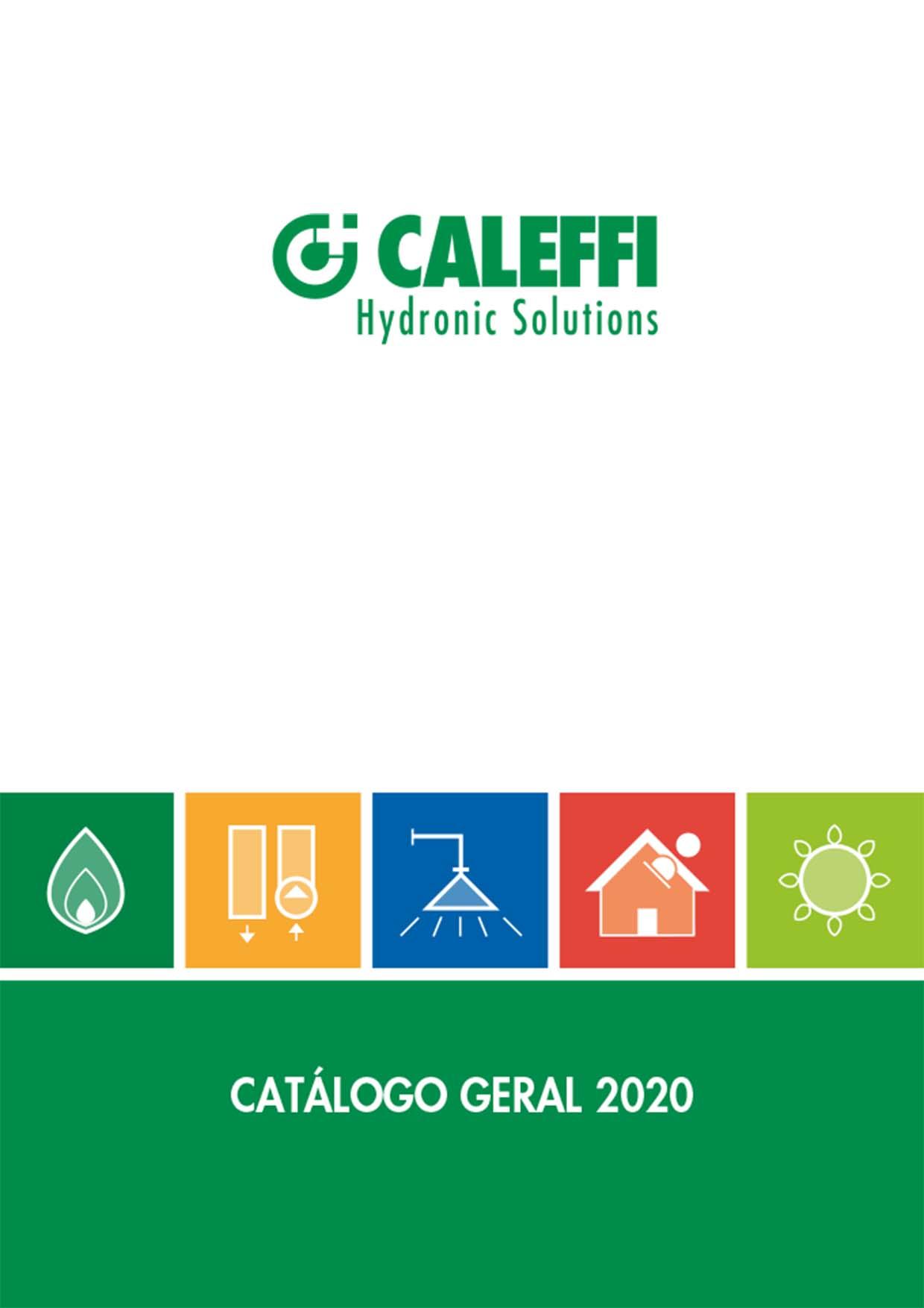 Tabela Caleffi 2020