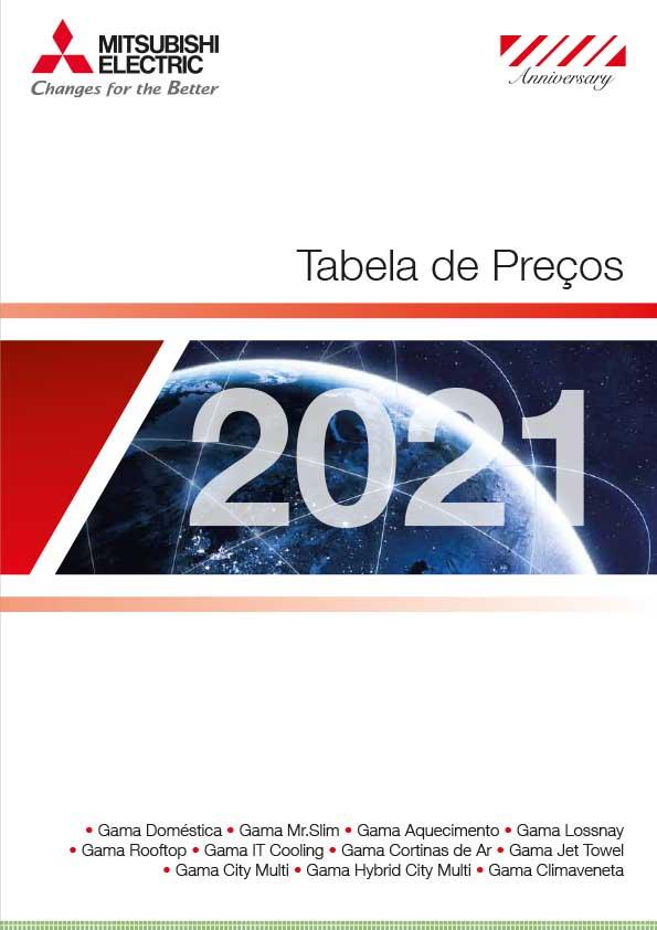 Mitsubishi 2021