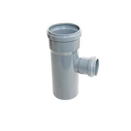 Tê Redução PVC Din