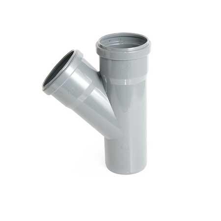 Forquilha PVC Din