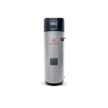 Proteu® Bomba Calor Tamisa Premium Inox 1 Serpentina