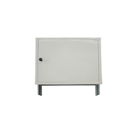 Proteu® Caixa Metálica C/Porta C/Pés