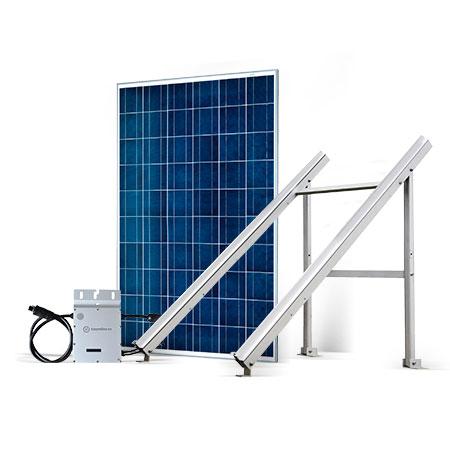 Proteu® Kit Fotovoltaico T.Inclinado 1 Paineis Autoconsumo