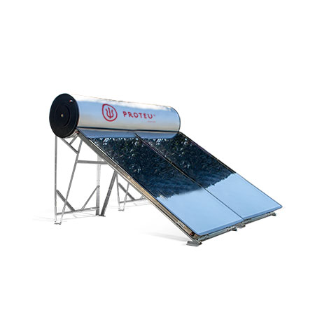 Proteu® Kit Termosifão Solar 2 Paineis