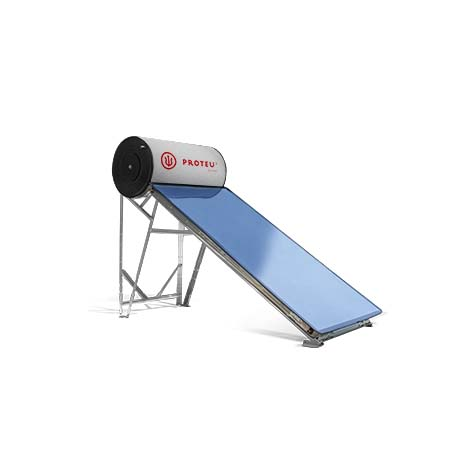 Proteu® Kit Termosifão Solar Acumulador Inox 1 Painel