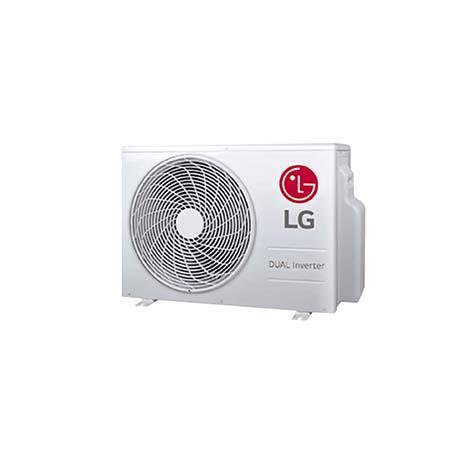 LG® MonoSplit Mural Inverter Prestige R32 Wi-Fi Unidade Exte