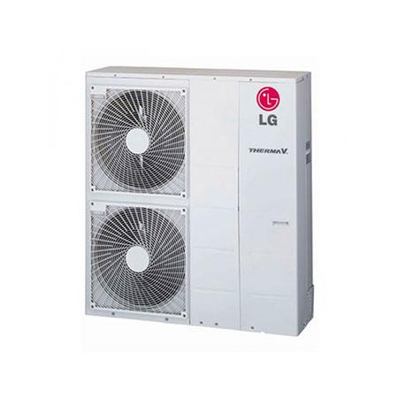 LG® Therma V Bomba de Calor Inverter Monobloco Trifásica