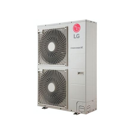 LG® Therma V Bomba de Calor Inverter Split / Trifásico U. Ex