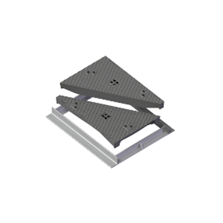 Tampa C/Aro D400 Triangular 1200 x 750