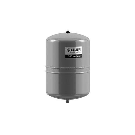556* Vaso de expansão soldado para instalações de aqueciment