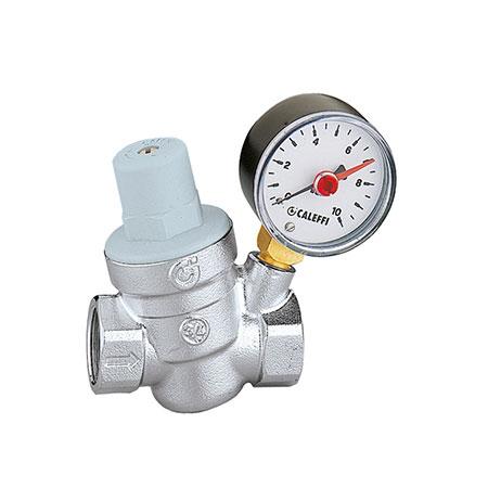 5332* Válvula Redutora Pressão C/Manometro16 Bar
