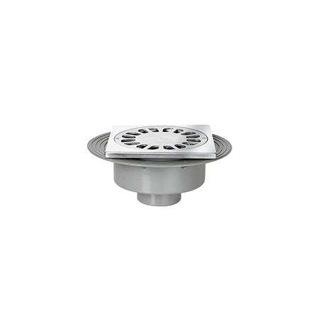 Jimten® S-247 Caixa Sifonada Vertical Inox