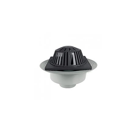Jimten® S-258 Caixa Sif. Saída Vertical Macho Colar Grelha A