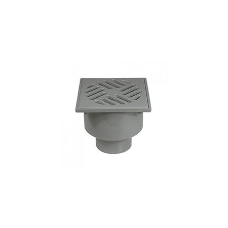 Jimten® S-192 Caixa Sifónica Extensível Vertical 105 x 105 -