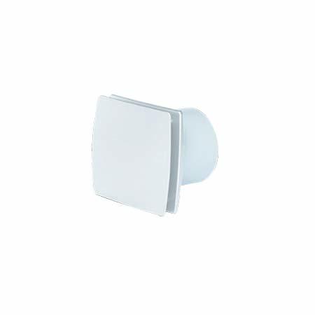 Extrator WC Decorativo Branco