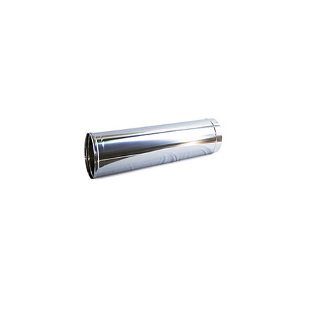 Tubo 500 Inox Parede Simples