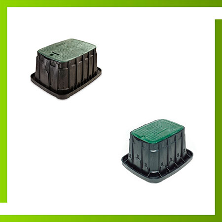4 - Caixas Rega