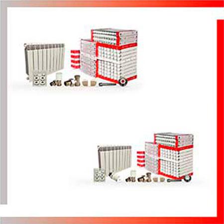 16 - Kit Radiadores 600x80