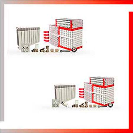 17 - Kit Radiadores 600x95