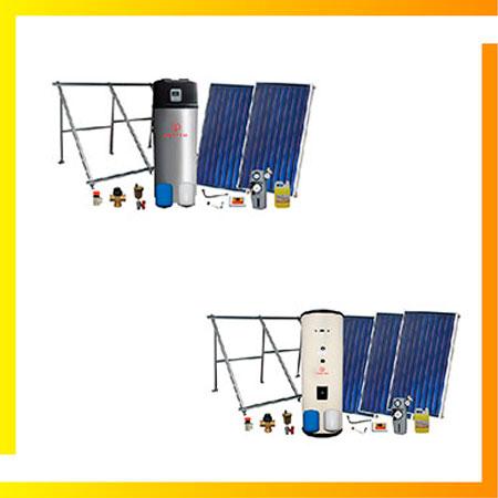 4 - Kits C/ Bomba Calor
